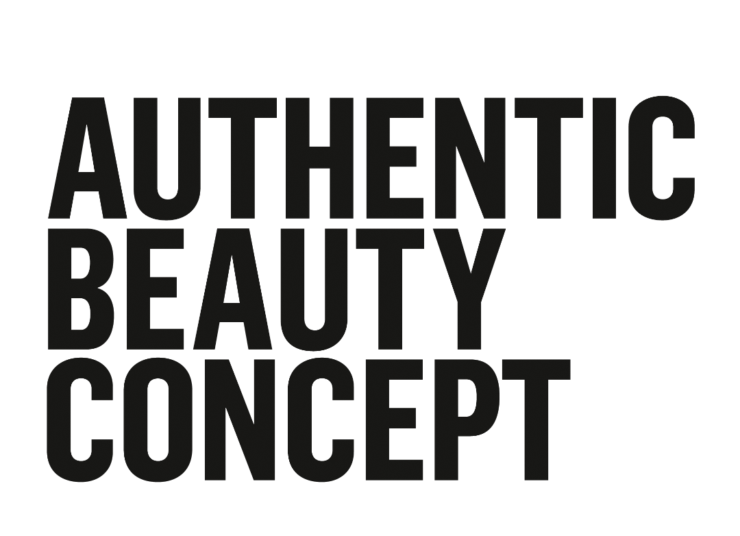 authentic beauty concept logo friseur